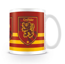 Load image into Gallery viewer, Harry Potter Gryffindor Stripe Mug