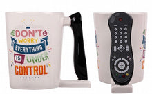 "Load image into Gallery viewer, ""Under Control"" Novelty Mug"