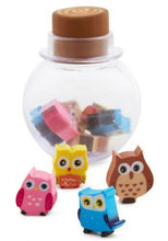 Load image into Gallery viewer, Mini Owl Erasers