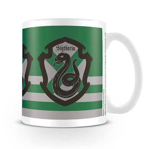 Harry Potter Slytherin Stripe Mug