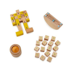 Load image into Gallery viewer, STEM Puzzle Set (4-in-1)