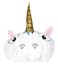 Load image into Gallery viewer, Unicorn Shower Cap