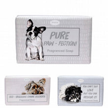 "Load image into Gallery viewer, ""Paws For Thought"" Dog Lovers' Fragranced Soap"