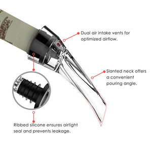 2-in-1 Wine Aerator and Pourer