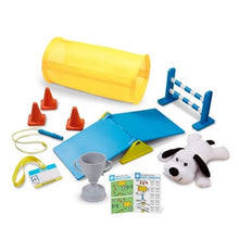 Load image into Gallery viewer, Melissa & Doug Tricks and Training Puppy School Play Set