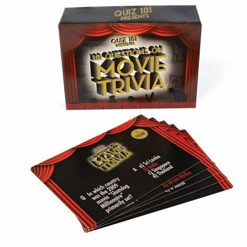 Quiz 101: Movie Trivia