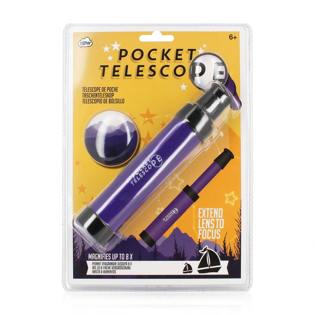 Pocket Telescope