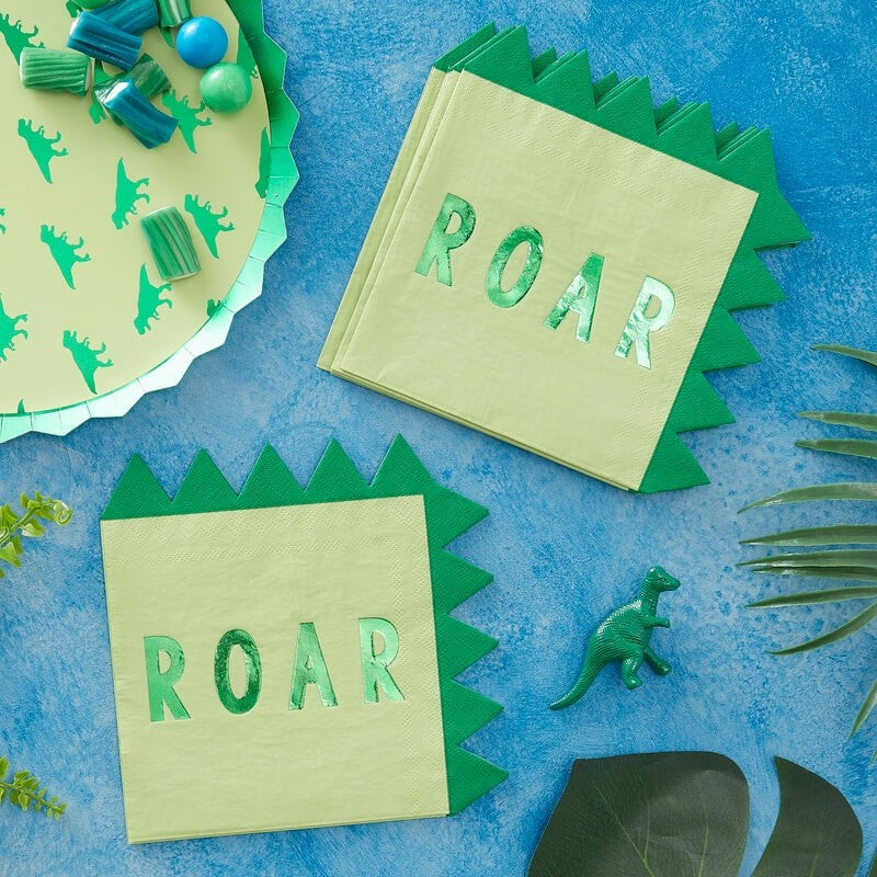 Roarsome Party - Paper Napkins