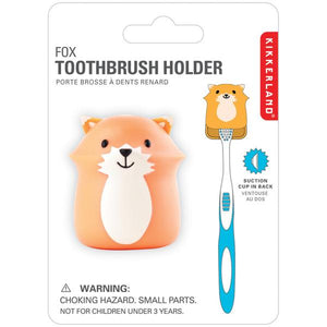 Woodlands Creatures Toothbrush Holders