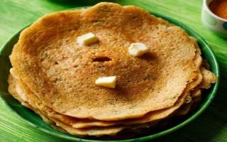 Wednesday Adai Batter