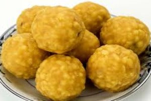Thursday Boondi Laddu