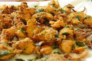 Wednesday Cashew Pakoda