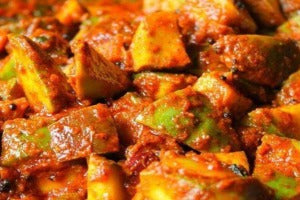 Monday Cut Mango Pickle
