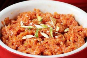 Friday Gajar Halwa
