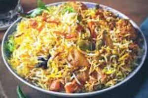 Wednesday Biryani