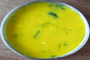 Wednesday Dal N Ghee Combo