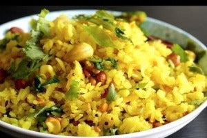 Wednesday Poha Upma