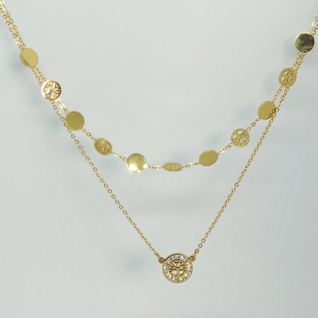 Collier Eden Double