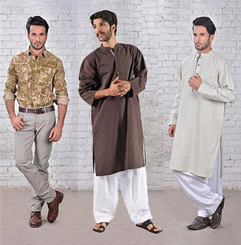 Top Fashion Brands for Men in Pakistan