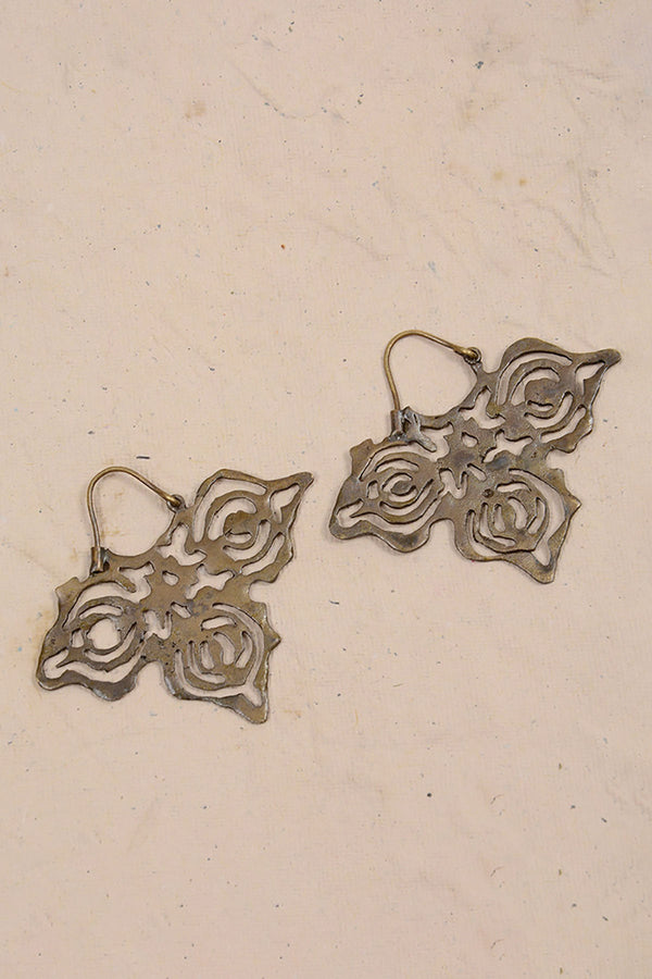 Crafted Earring - SHUBINAK.COM