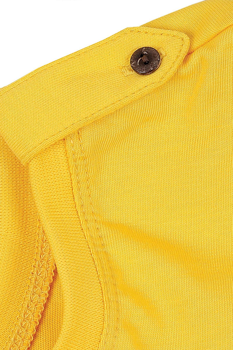 Explore Dieto, Sleeveless Shirt (Lemon)-UNNUSULLEE