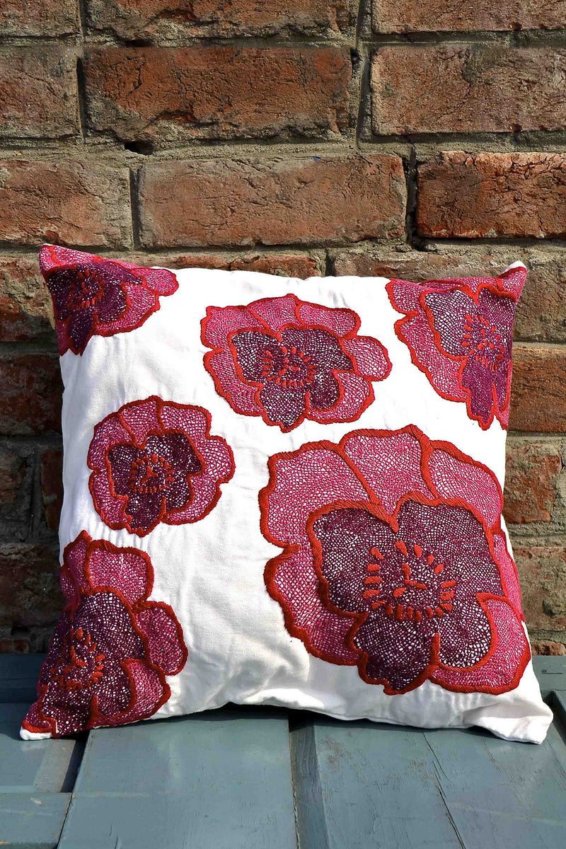 ORCHID CUSHION SQUARE