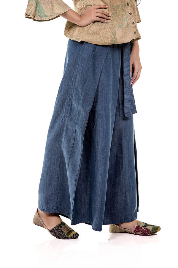 Denim Trouser - SHUBINAK.COM