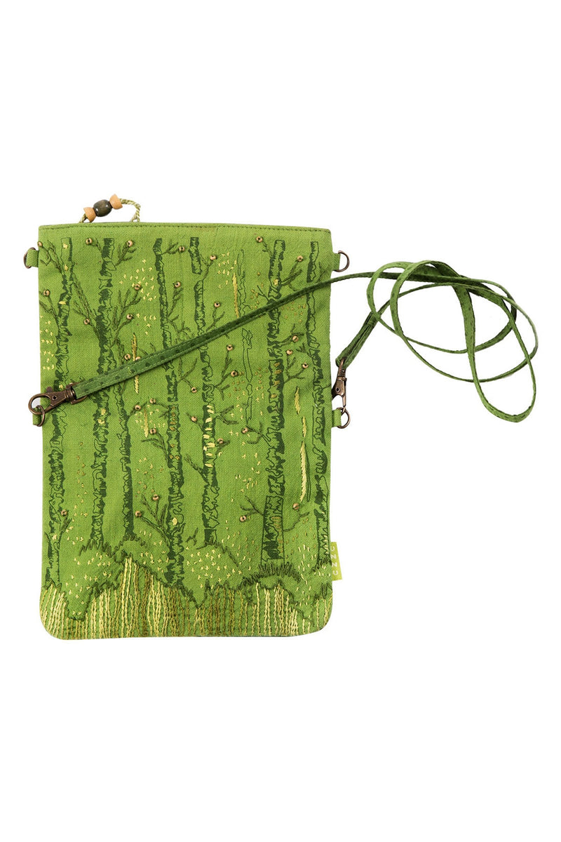 Forest Fun Green Bag - UNNUSULLEE