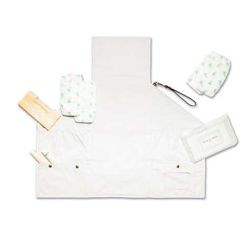 B&E Baby Change Clutch, diaper change pad mat