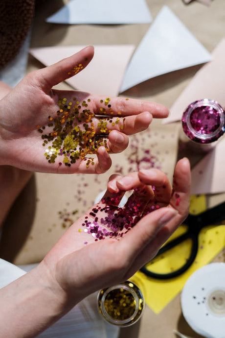 Biodegradable Glitter: Where to Find the Best Wholesale Glitter?