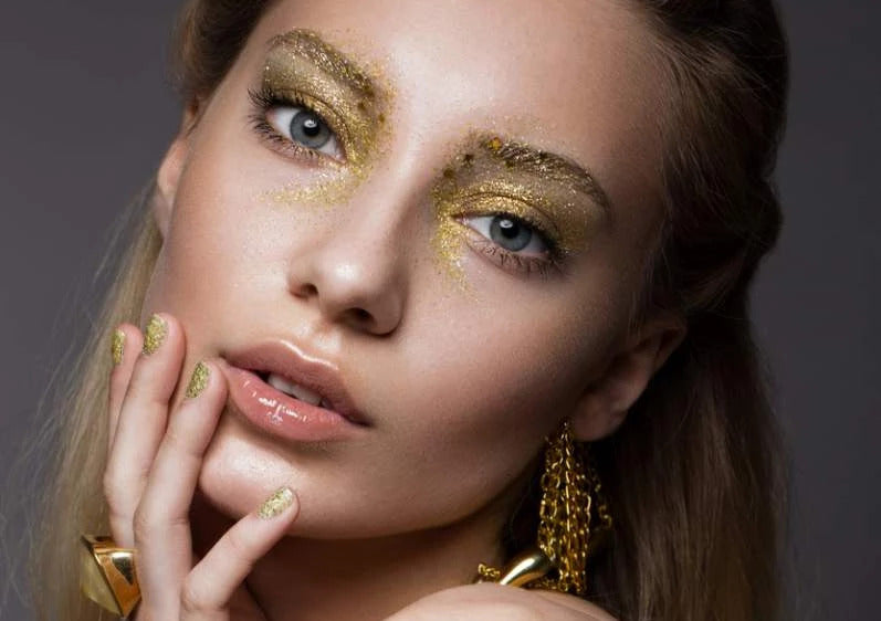 Face and Body Glitter: Time for No-Plastic Ecoglitter