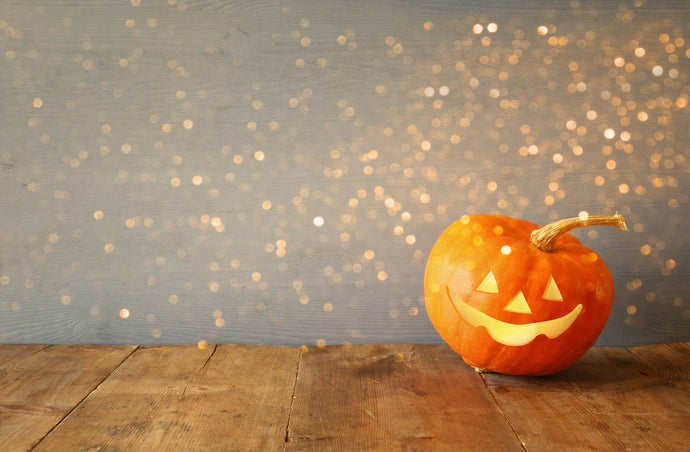 Plastic Free Glitter Crackdown for Halloween and Holidays