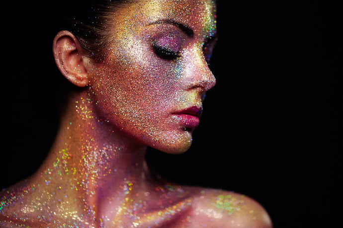 Body Safe Glitter: Beauty's Giant Glitter Problem