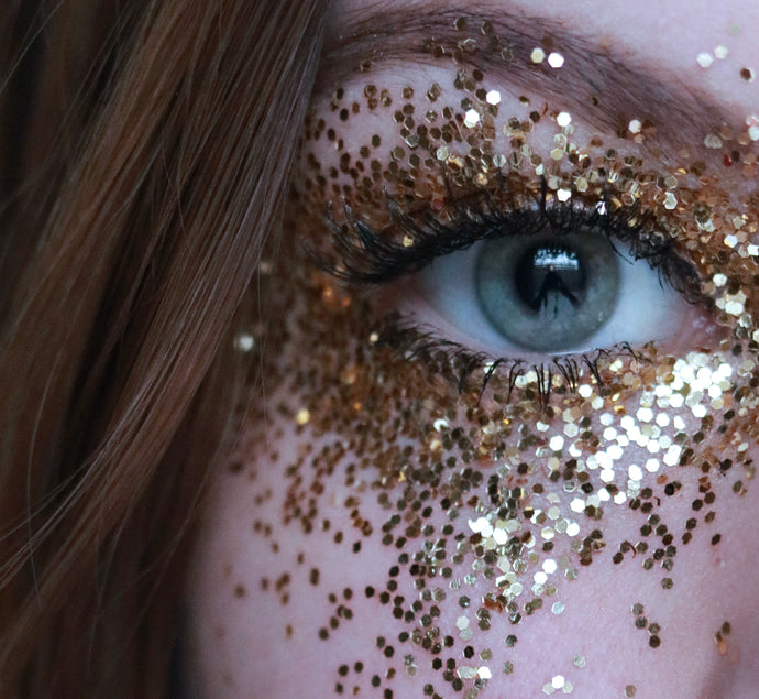 Best eco glitter for eyeshadow? How to apply it?