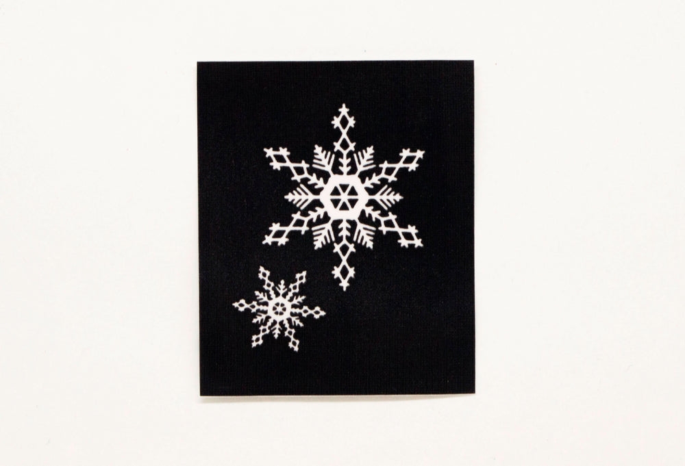 Load image into Gallery viewer, HD Stencils Snow Flake