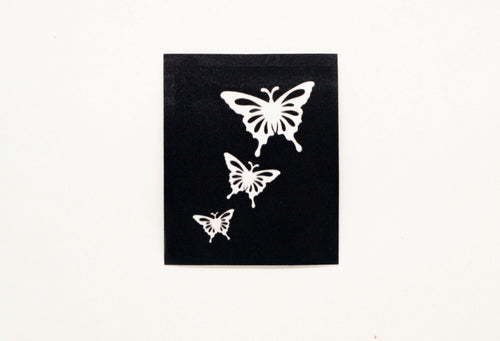 HD Stencils Three Butterflies - SOLD OUT