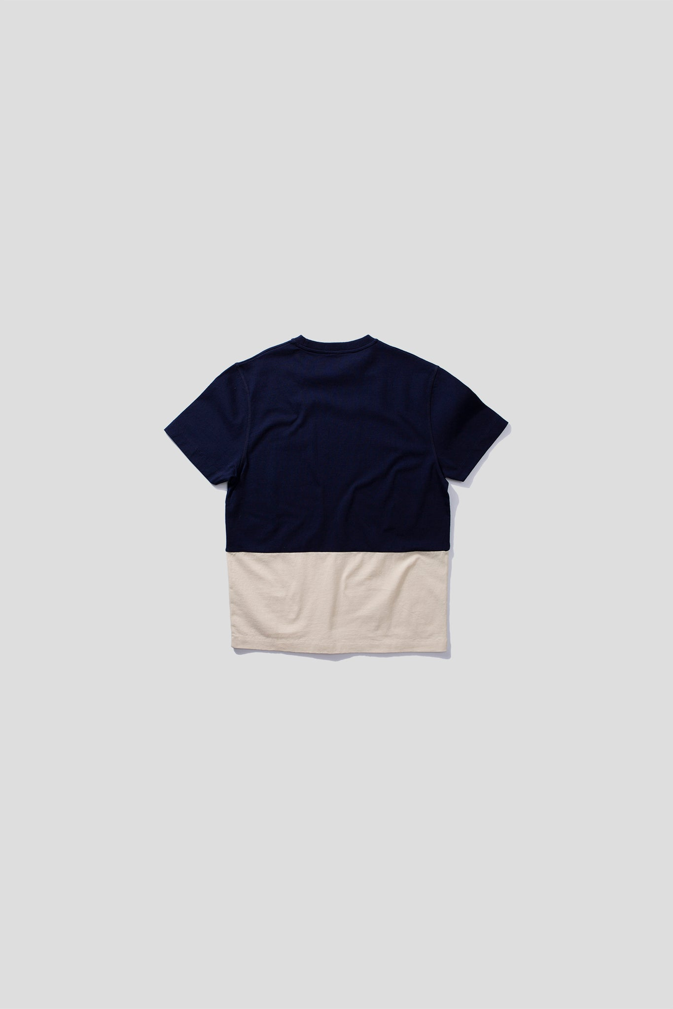COLOUR BLOCK NAVY