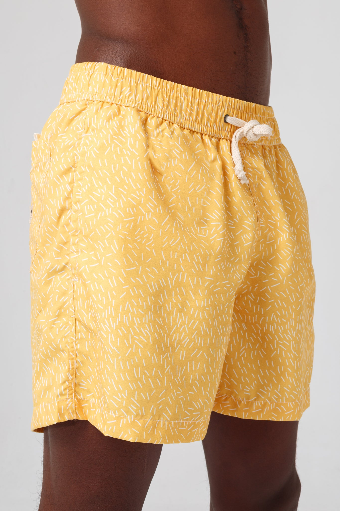 PRINTED YELLOW