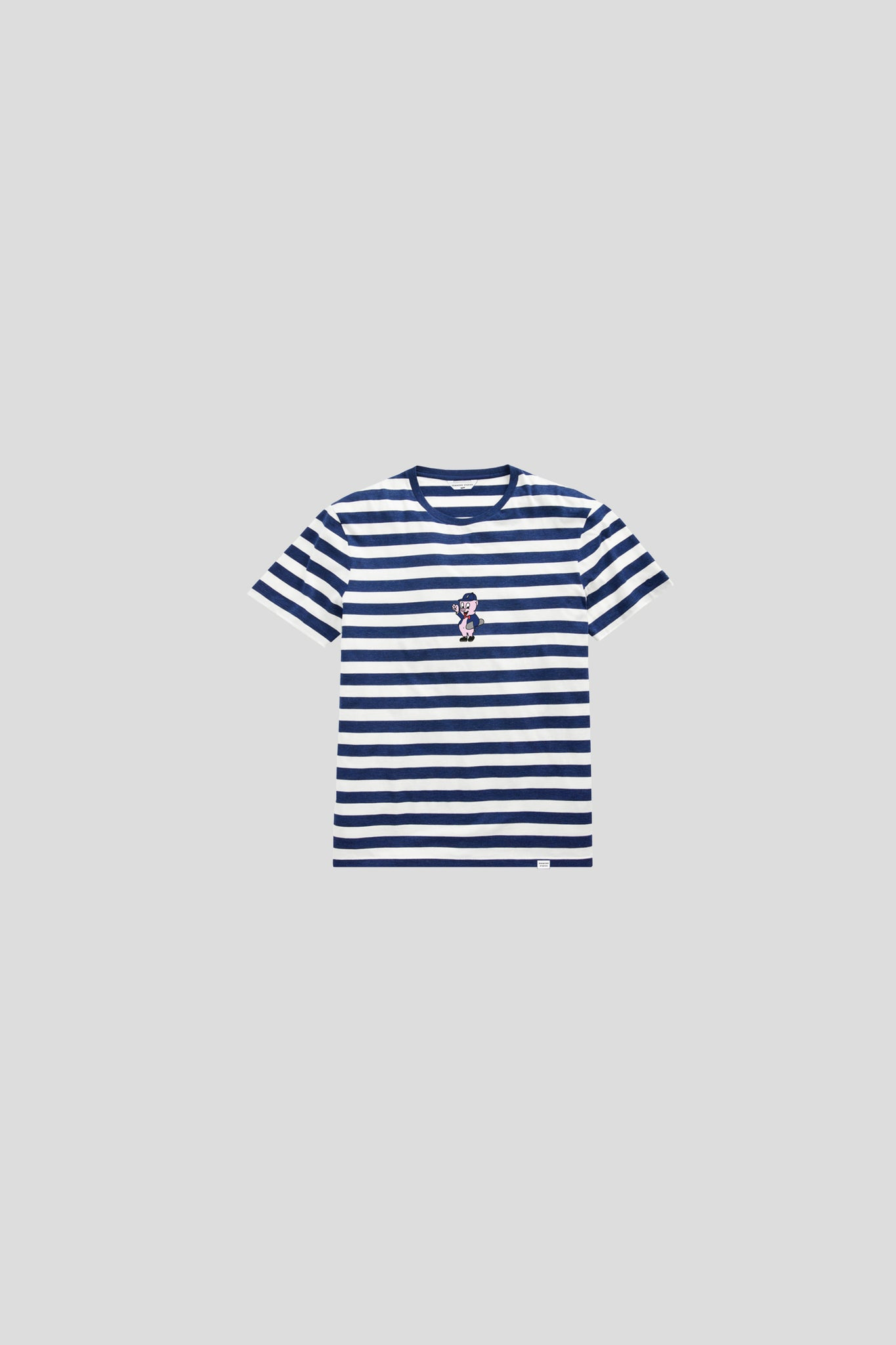 HORIZONTAL STRIPES BLUE