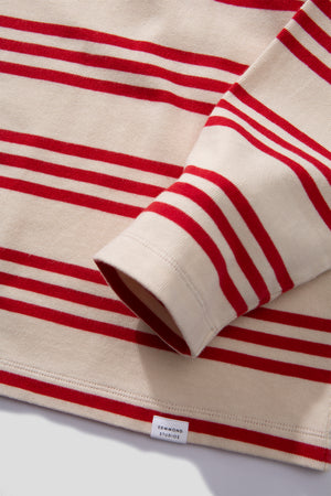 horizontal-stripes-red