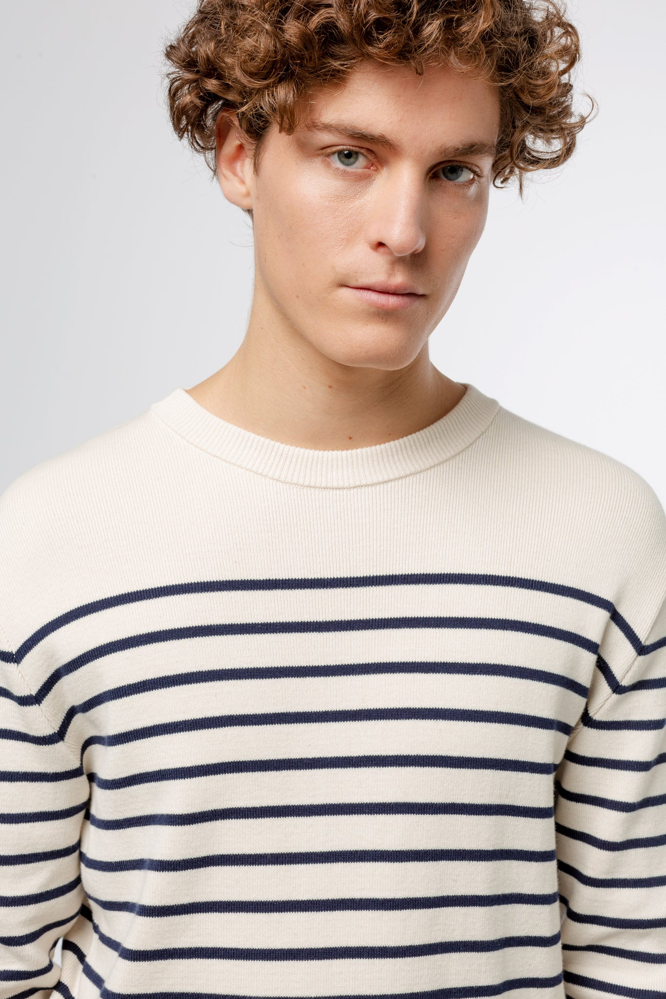 HORIZONTAL STRIPES OFF WHITE