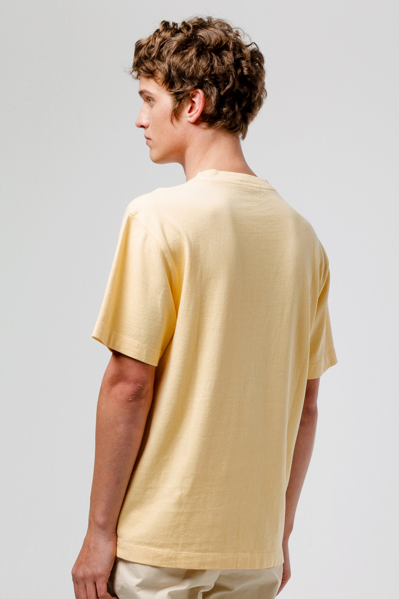 PLAIN LIGHT YELLOW