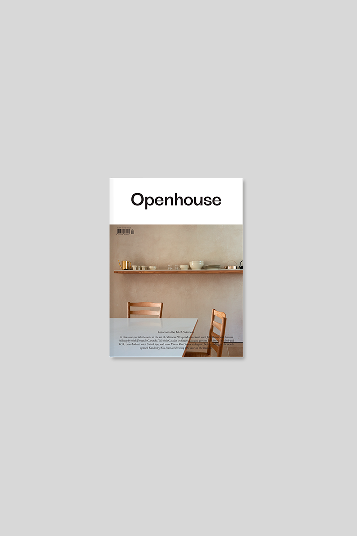 OPENHOUSE: ISSUE 12