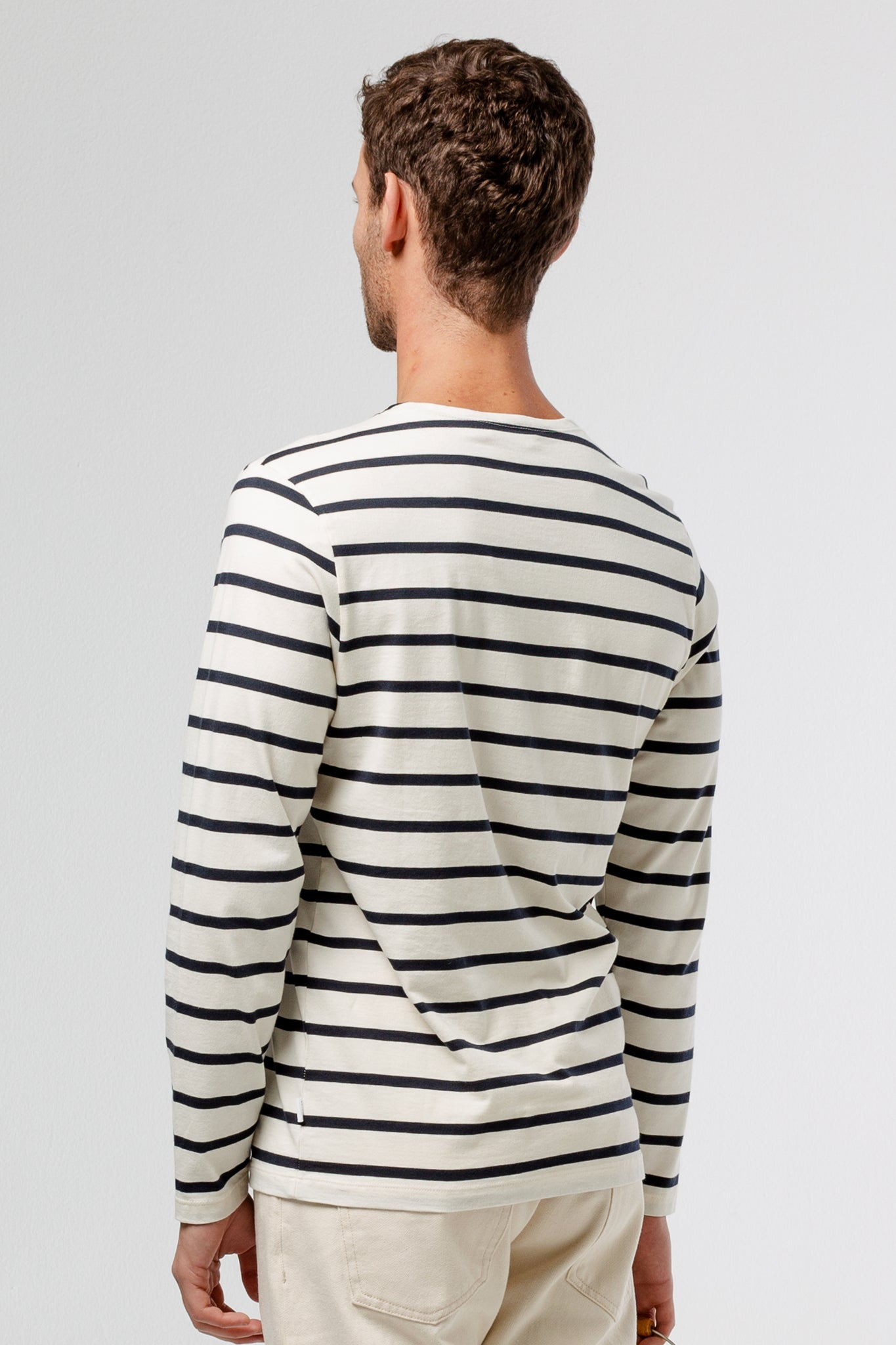HORIZONTAL STRIPES NAVY