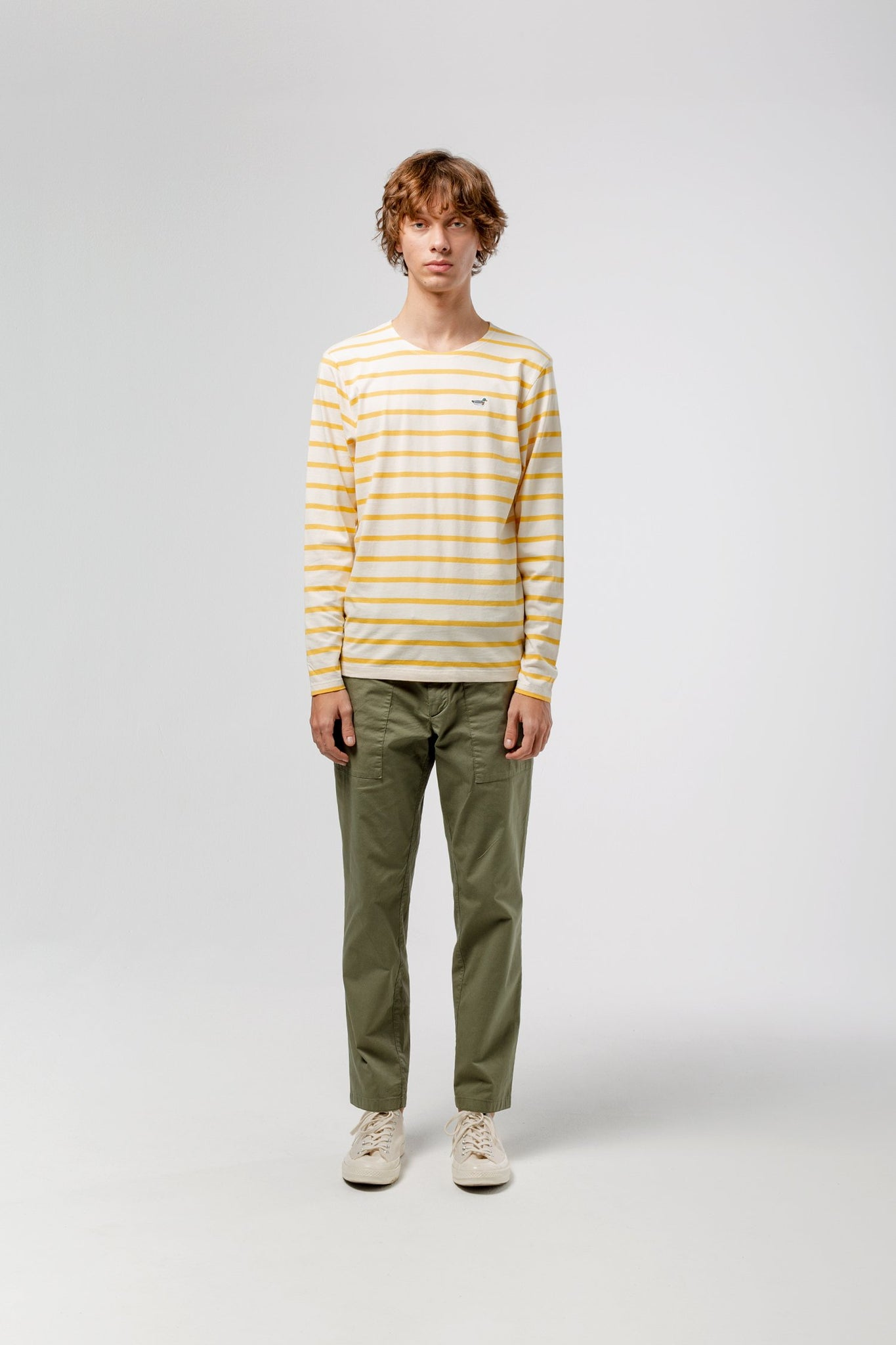 HORIZONTAL STRIPES YELLOW