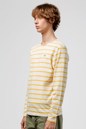 horizontal-stripes-yellow