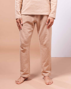 Tomales Bay Pants in Undyed Colorganic - Healthy, Sustainable Clothes by Danu Organic