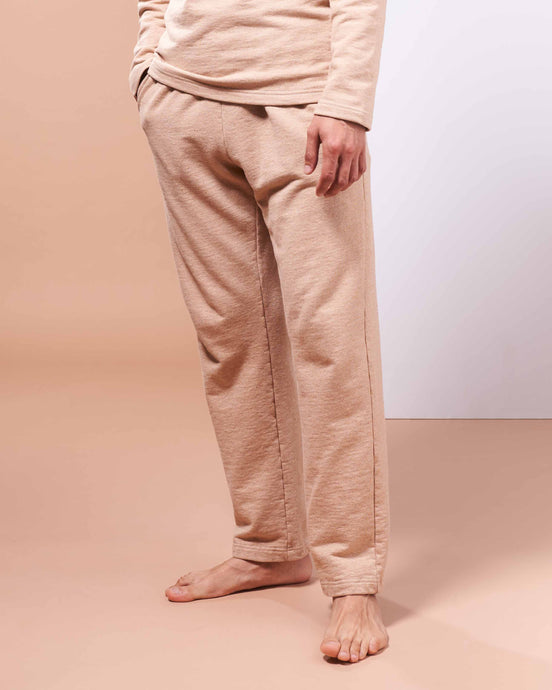 Tomales Bay Pants in Undyed Colorganic - Danu Organic
