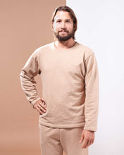 Load image into Gallery viewer, Vancouver Island Pullover in Undyed Colorganic - Danu Organic