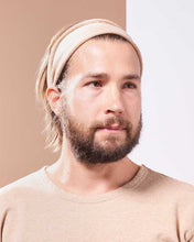 Load image into Gallery viewer, Headband in Undyed Colorganic - Healthy, Sustainable Clothes by Danu Organic